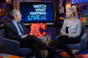 Andy Cohen Complains About Getting Free Tickets To See Erika Jayne In 'Chicago' On Broadway; Age Shames Her Costars