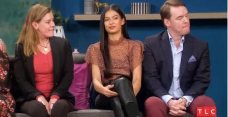 90 Day Fiance Couple Michael Jessen And Juliana Custodio Are In Lockdown With His Ex-Wife Sarah