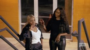 Nene Leakes Cynthia Bailey Real Housewives Of Atlanta