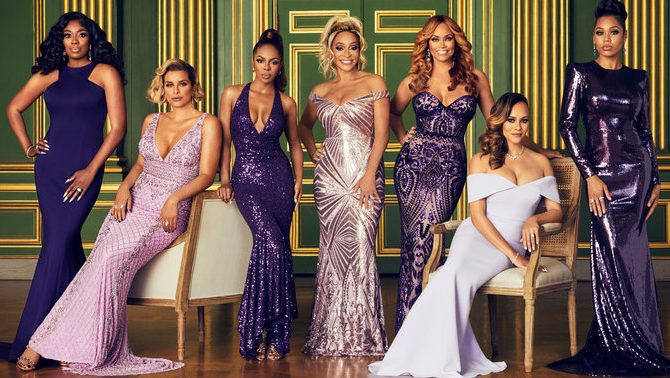 Real Housewives Of Potomac Releases Reunion Trailer