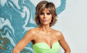 """Lisa Rinna Hates Her """"Dumb Ass"""" Tagline; Shares What She Wants Instead"""