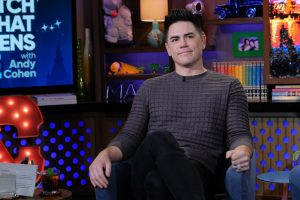 "Vanderpump Rules Star Tom Sandoval Calls Out Ex Kristen Doute's Book For ""Inconsistencies"" In Their Relationship"