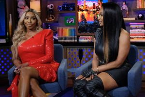 NeNe Leakes And Marlo Hampton Don't Think Kenya Moore Was Ever Legally Married to Marc Daly