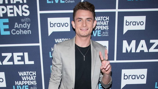 Vanderpump Rules Star James Kennedy Celebrates Two Years Of Sobriety