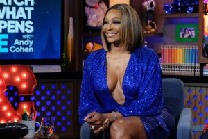 """Cynthia Bailey Said She """"Wasn't Happy"""" About NeNe Leakes Walking Out During The Real Housewives Of Atlanta Reunion"""