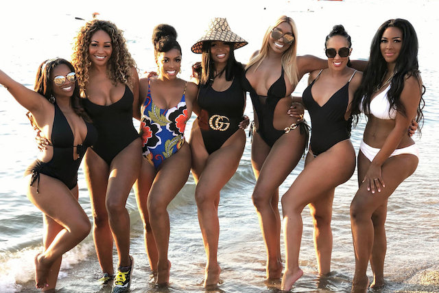 Real Housewives Of Atlanta In Greece