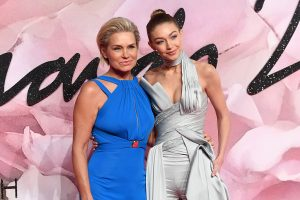 Real Housewives Of Beverly Hills Alum Yolanda Hadid Confirms Gigi Hadid Pregnancy