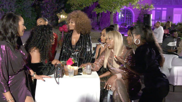 Real Housewives Of Atlanta Cynthia Bailey Nene Leakes Kenya Moore