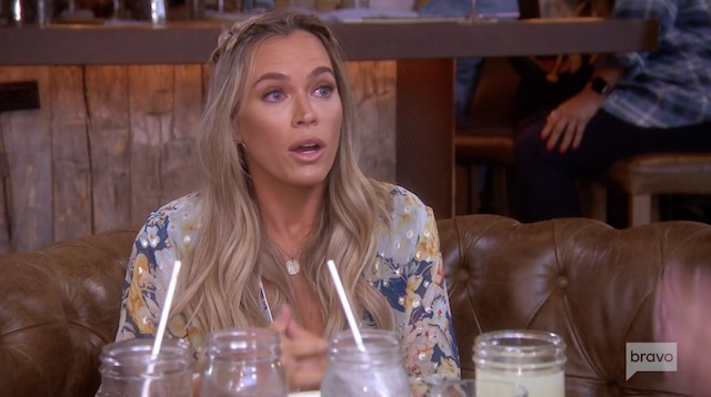 Real Housewives Of Beverly Hills Teddi Mellencamp