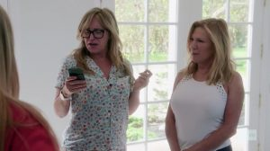 Sonja Morgan Ramona Singer Real Housewives Of New York