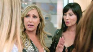 Sonja Morgan Elyse Slaine Real Housewives Of New York