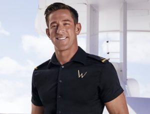 "Fired Below Deck Mediterranean Star Pete Hunziker Denies Being Racist; Says He's ""VERY Sexually Active With All Races"""