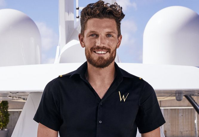 Below Deck Mediterranean Star Rob Westergaard