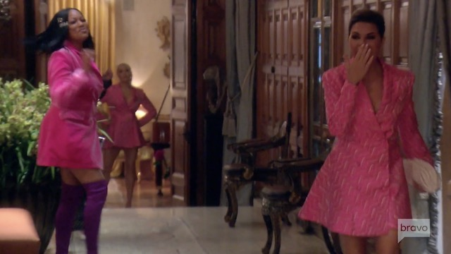 Real Housewives Of Beverly Hills Erika Jayne Garcelle Beauvais Lisa Rinna
