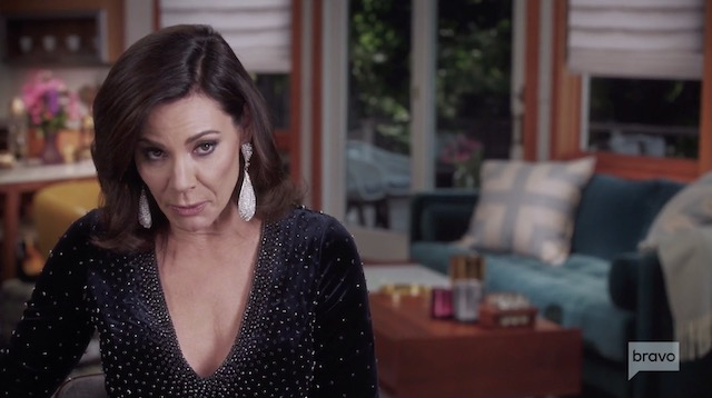 Luann de Lesseps Assumed Kenya Moore, Teresa Giudice, And Ramona Singer Would Bring Most Drama To Real Housewives Spin-Off Show