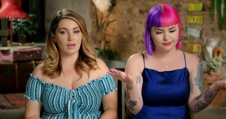 Stephanie Matto Claims Erika Owens Is Vying For Another Season On 90 Day Fiance: Before The 90 Days With An Ex