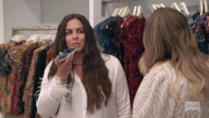 "Katie Maloney Says Lisa Barlow Is Not ""The Sundance Queen"" Despite Her Claims On Real Housewives Of Salt Lake City"