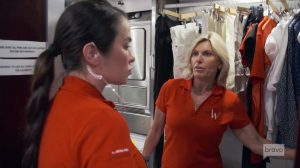 Below Deck Mediterranean Jessica More Captain Sandy Yawn