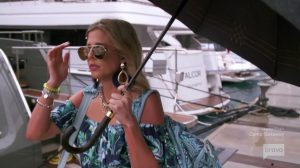 Below Deck Mediterranean guest