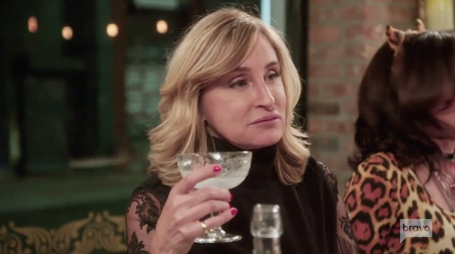 Real Housewives Of New York Sonja Morgan