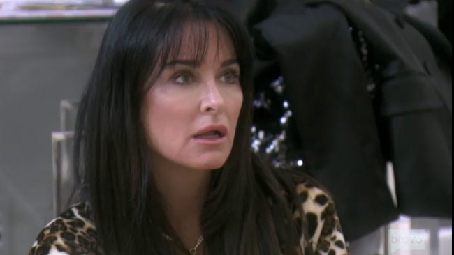 Kyle Richards Real Housewives Of Beverly Hills