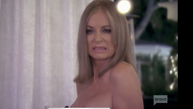 Real Housewives Of Beverly Hills Recap: Black Ties And White Lies
