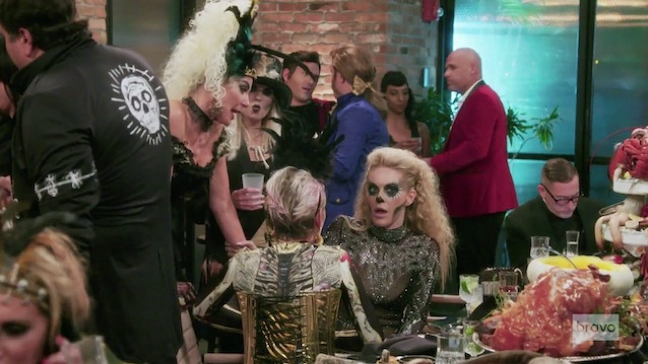 Halloween Party New York 2020 Real Housewives Of New York Recap: Voodoo Tragic