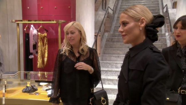 Sutton Stracke Dorit Kemsley Real Housewives Of Beverly Hills