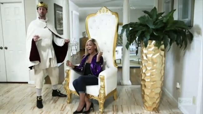Karen Huger Real Housewives Of Potomac