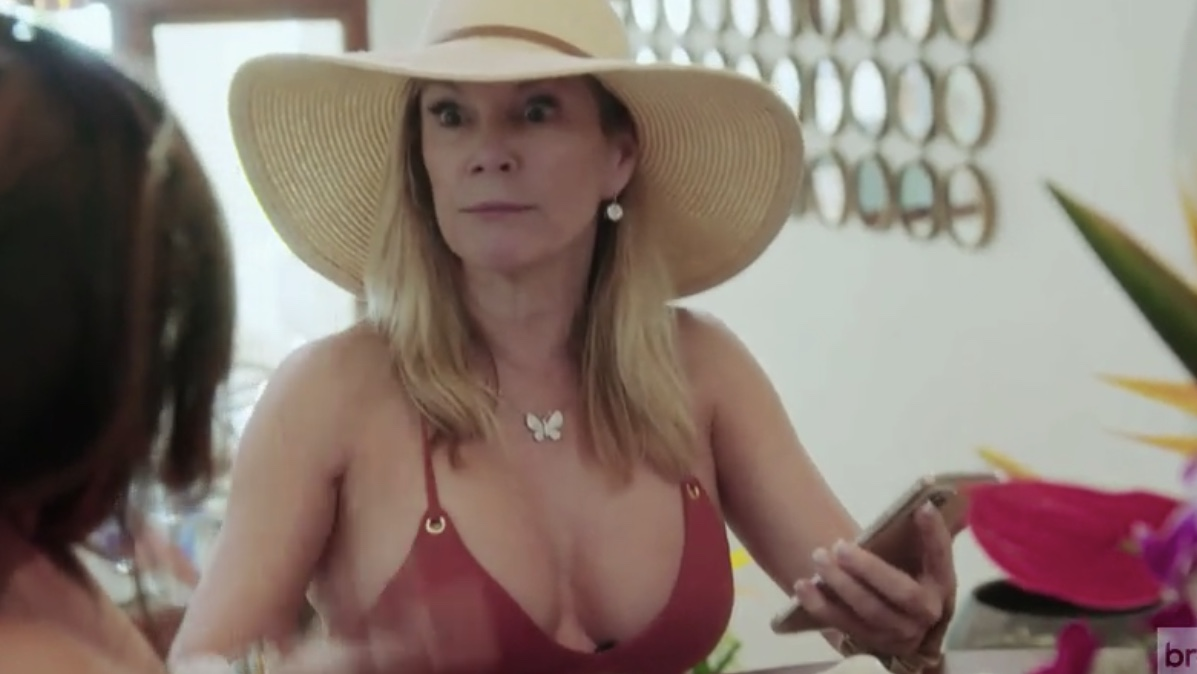 Ramona Singer Real Housewives Of New York