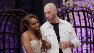Candiace Dillard Bassett Chris Bassett Real Housewives Of Potomac