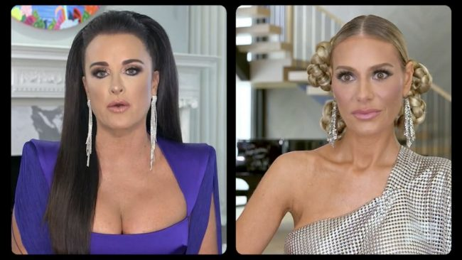 Kyle Richards Dorit Kemsley Real Housewives Of Beverly Hills