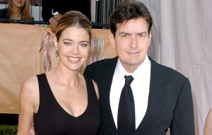 Denise Richards Charlie Sheen