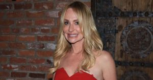 Taylor Armstrong Shares About Why She Went On Camera For RHOBH While In An Abusive Relationship