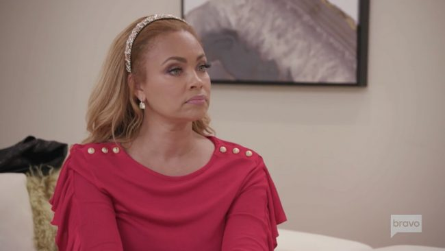 Gizelle Bryant Real Housewives Of Potomac