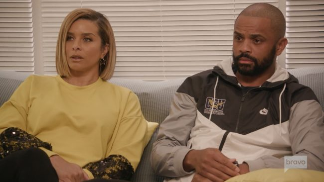 Robyn Dixon Juan Dixon Real Housewives Of Potomac