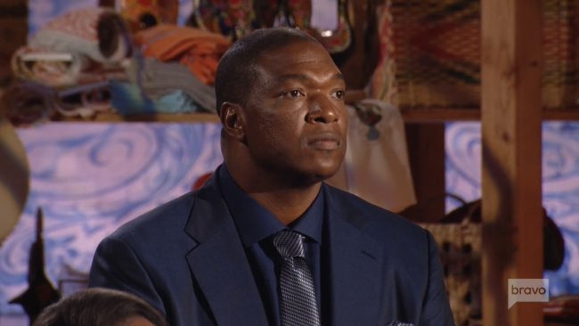 Chris Samuels Real Housewives Of Potomac
