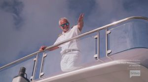 Below Deck Captain Lee Rosbach