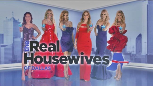 Tiffany Moon Stephanie Hollman Brandi Redmond D'Andra Simmons Kameron Westcott Kary Brittingham Real Housewives Of Dallas