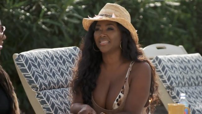 Kenya Moore Real Housewives Of Atlanta