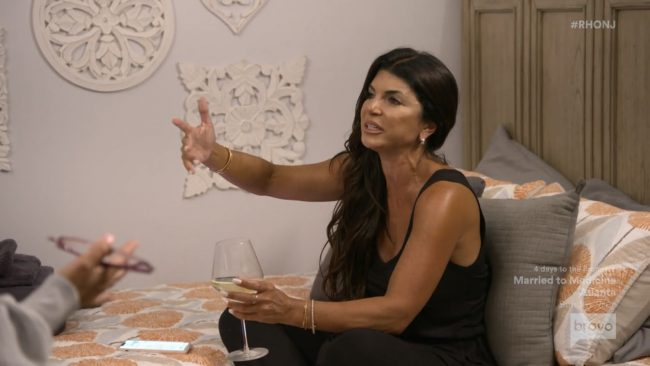 Teresa Giudice Real Housewives Of New Jersey