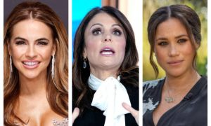 DO NOT USE- Chrishell Stause Bethenny Frankel Meghan Markle