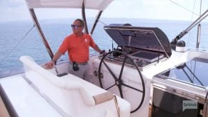 Below Deck Sailing Yacht Captain Glenn Shephard