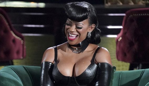 Kandi Burruss Announces She Will Produce Her First Broadway Play