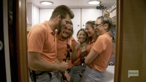 Below Deck Sailing Yacht Recap: STDs On Stormy Seas