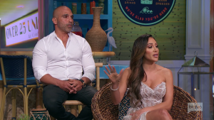 Melissa Gorga Shares Her Daughter's Reaction To Marital Issues With Joe Gorga
