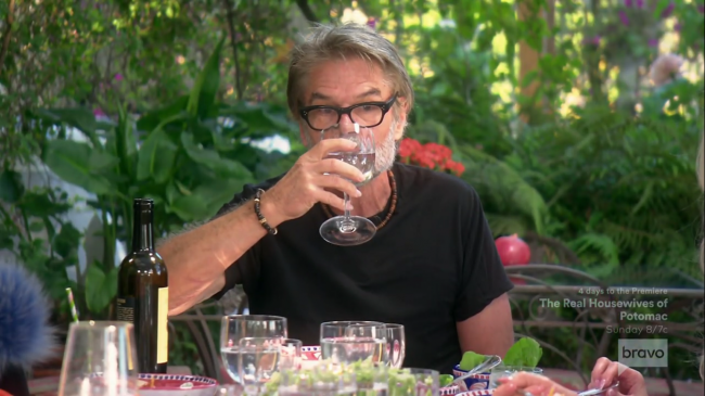 Harry Hamlin Real Housewives Of Beverly Hills