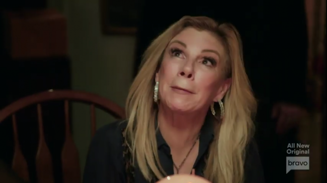 Real Housewives Of New York Recap: Seance And The City