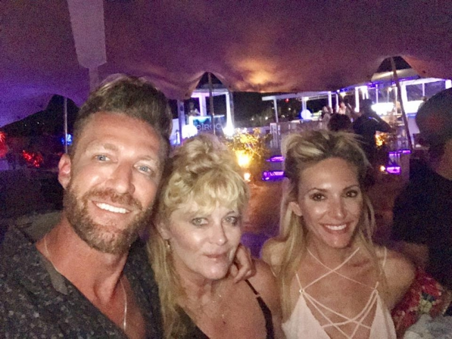Charley Out With Kate & A Friend