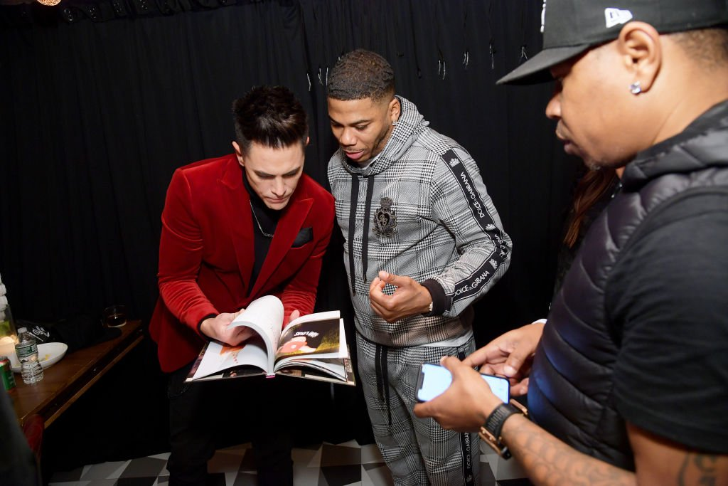 Tom Sandoval and Nelly